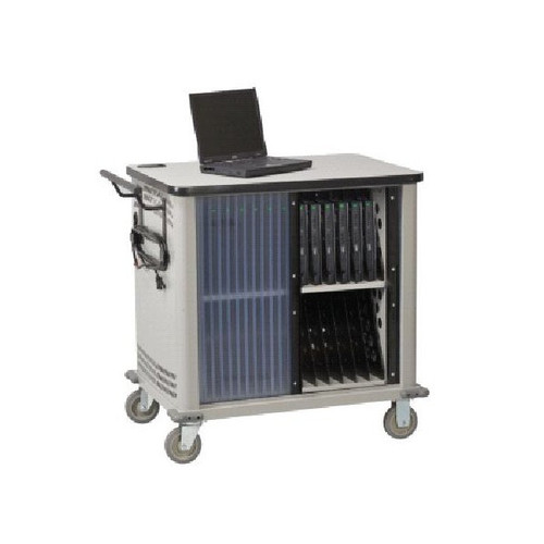 32 Notebook Charging and Storage Cart