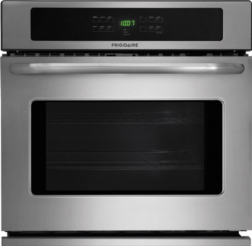 Frigidaire 27 inch Stainless Steel SINGLE Electric Wall Oven FFEW2725PS