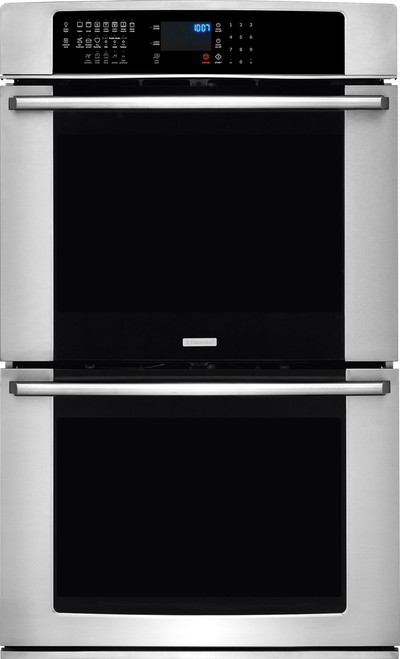 Electrolux IQ Touch 30'' Stainless Steel Electric Double Wall Oven EI30EW45PS