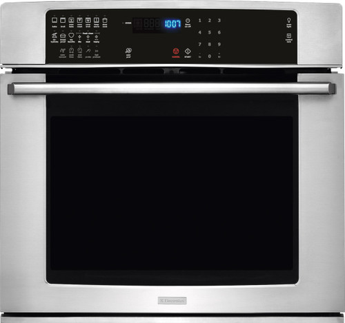 Electrolux IQ Touch 27'' Stainless Steel Single Wall Electric Oven EI27EW35PS