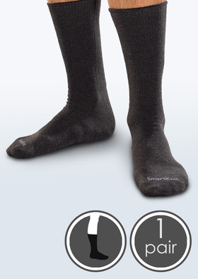Seamless Crew Socks