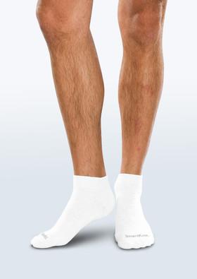 Seamless Diabetic Mini Crew Socks