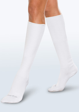 Seamless Diabetic Over-the-Calf Socks