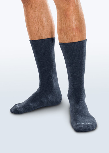 Seamless Diabetic Crew Socks