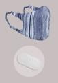DTYF!™ Mask General Non-Medical Face Mask w/ Pocket 2-Pack+ Filter 6-Pack