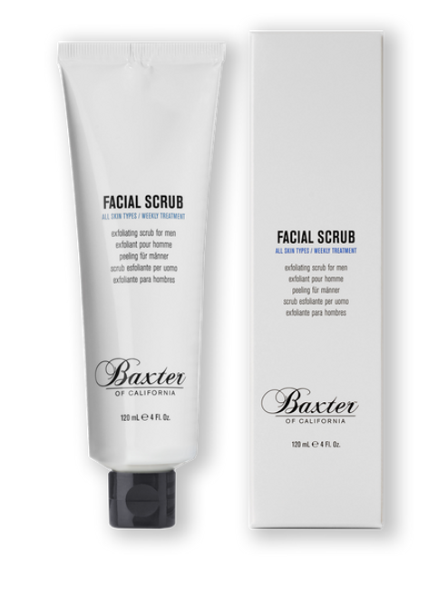 Baxter Facial Scrub 4oz