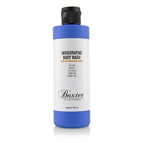 Baxter Invigorating Body Wash 8oz Citrus and Herb