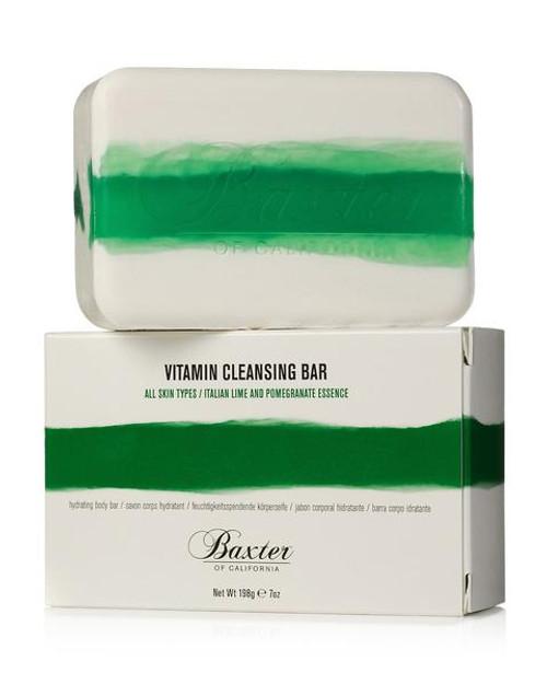 Baxter Vitamin Cleansing Bar 7oz