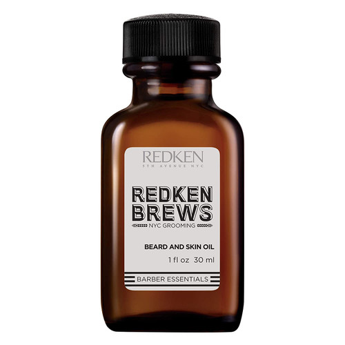 Redken Brews Beard and Skin Oil 1 fl oz
