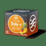 Delta-8 Mango Twist Gummies - 750mg