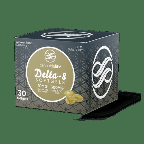 Delta-8 Softgels - 10mg