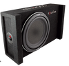 Kenwood Excelon KFC-XW1000F Black Carpeted Enclosure with Contains
