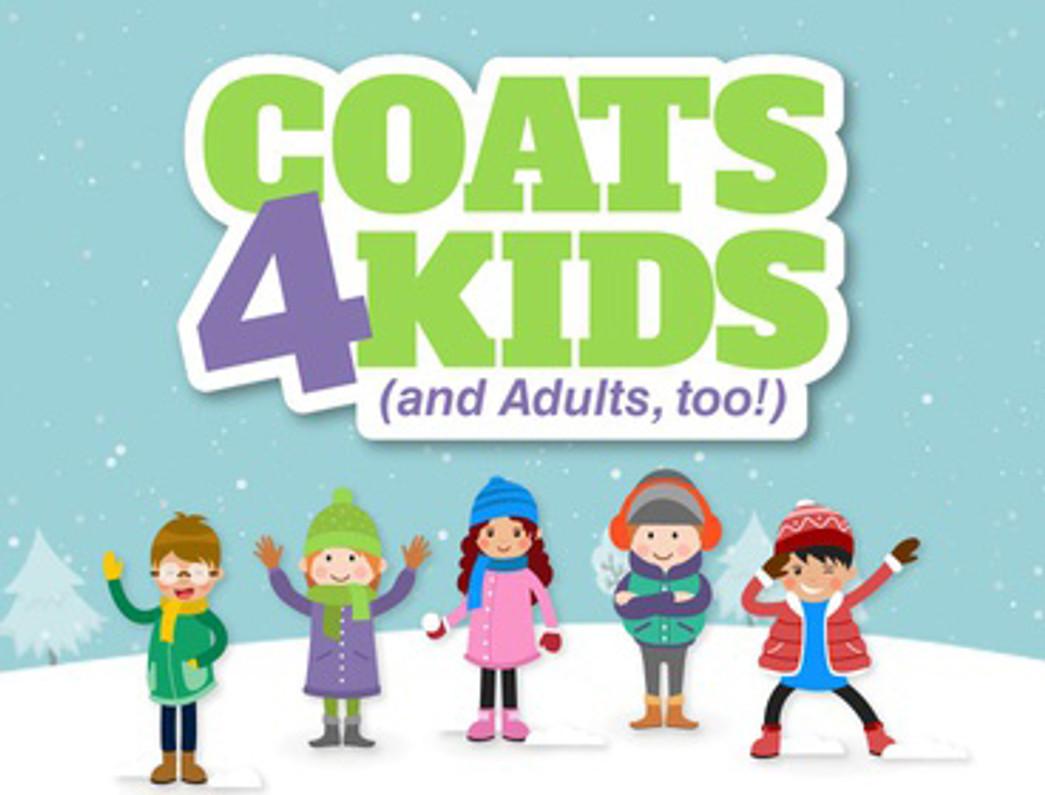 Coats for Kids!