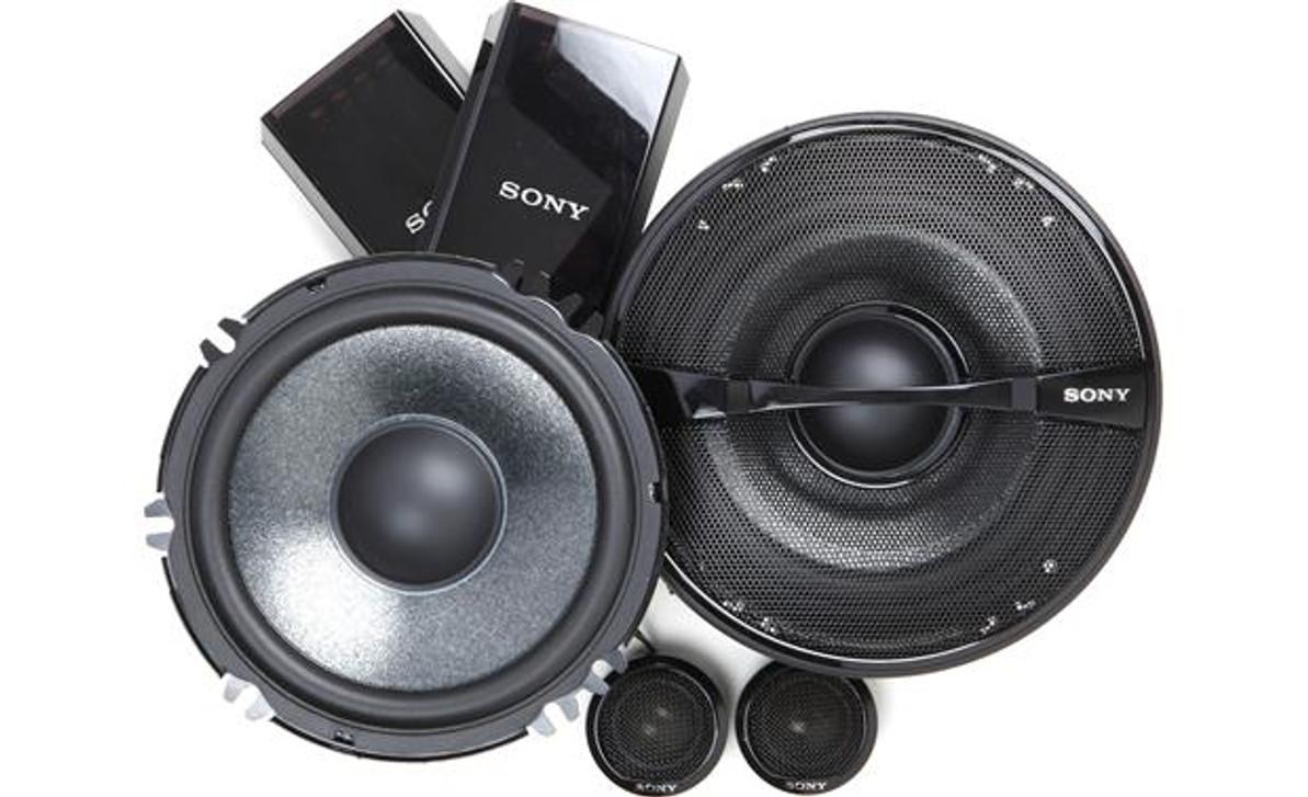 Sony XSGS6121C Component Speaker Set