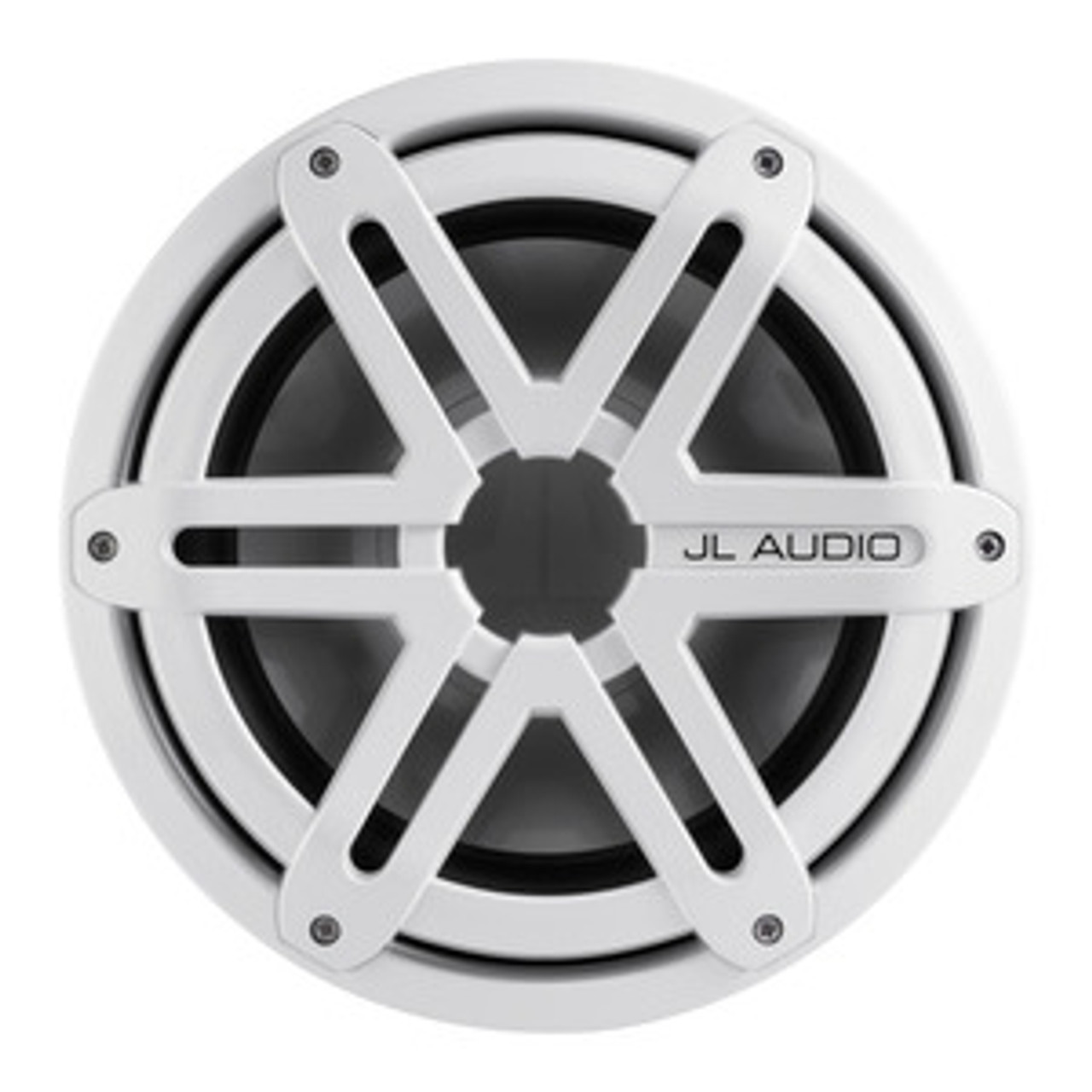 "JL Audio MX10IB3-SG-WLD-B 10/"" Marine Subwoofer w// White Grille w// Blue LED"