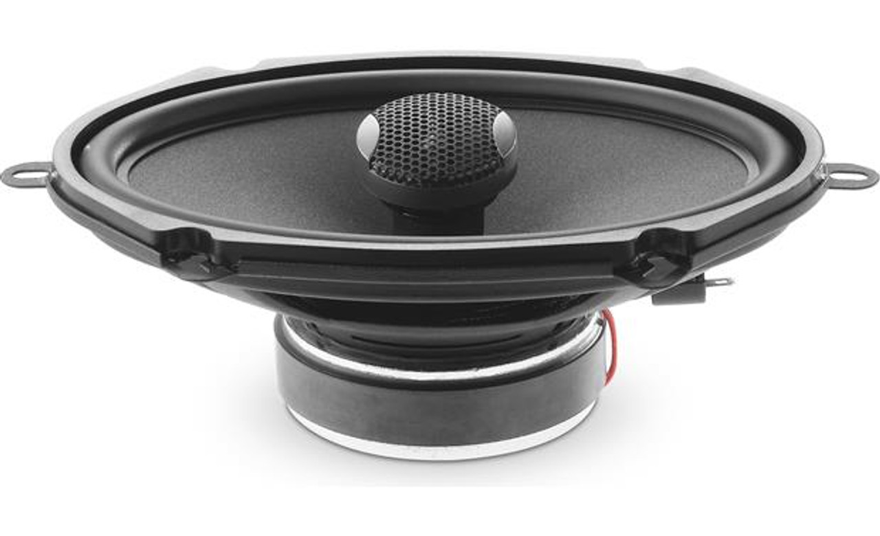 "Focal ISU690 Intergration 6/""x9/"" 160 Watts 2 Way Car Stereo Component Speakers"