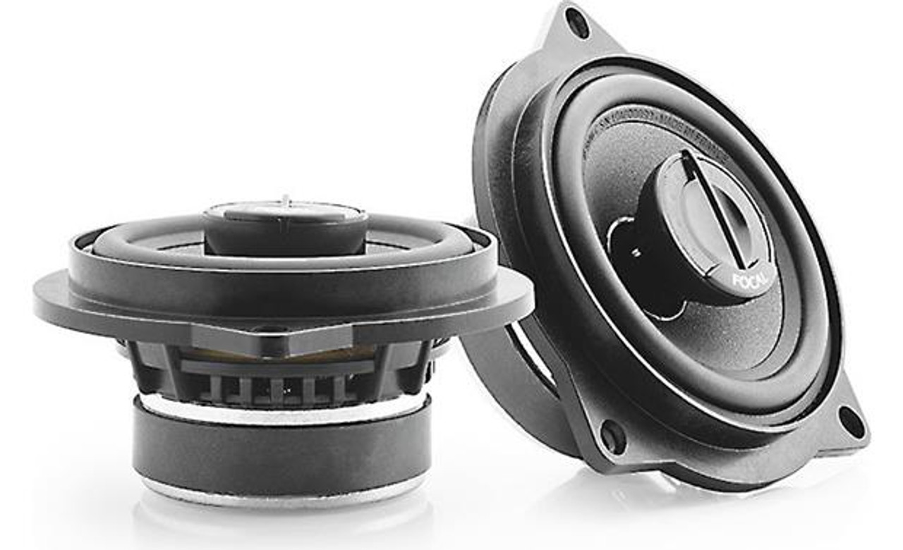 Focal Integration Ifbmw C Bmw Plug Play 2 Way Speaker System Stereo West Autotoys