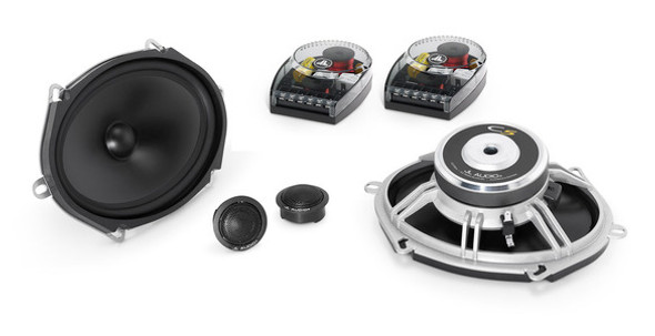 JL Audio C5-570: 5 x 7 / 6 x 8-inch (125 x 180 mm) 2-Way Component Speaker System