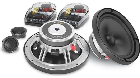 JL Audio  C5-650: 6.5-inch (165 mm) 2-Way Component Speaker System