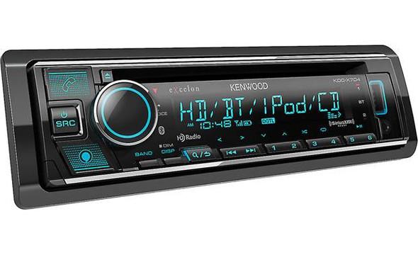 Kenwood Excelon KDC-X704 CD receiver