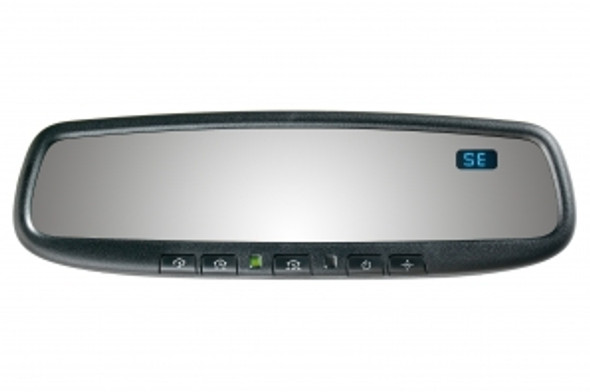50-GENK45AM4 Gentex Auto-Dimming Rearview Mirror w/ Compass & HomeLink