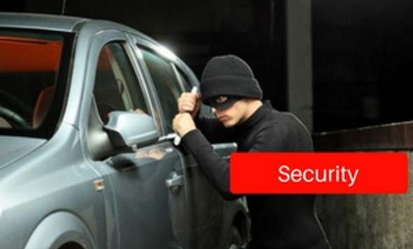 Add an Alarm System to your remote start package