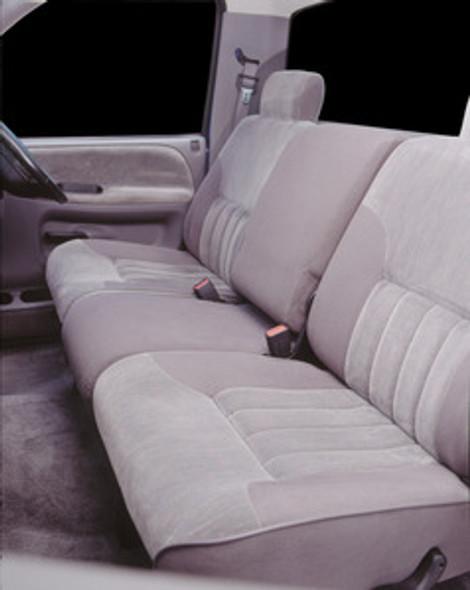 SB-D-TRKCTR2/12W3v3: Stealthbox® for 1998-2001 Dodge Ram 1500 & 1998-2002 Dodge Ram 2500/3500 with 40/20/40 split front bench seat SKU # 94087