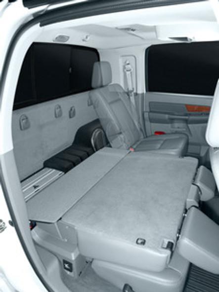 SB-D-MGACAB/10W6v3: Stealthbox® for 2006-Up Dodge Ram Mega Cab SKU # 94260