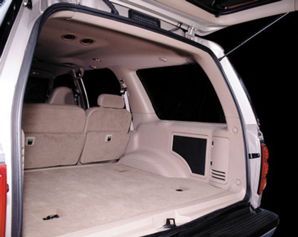 SB-F-EXPED/10W1v3: Stealthbox® for 1997-2002 Ford Expedition / 1998-2002 Lincoln Navigator SKU # 90942