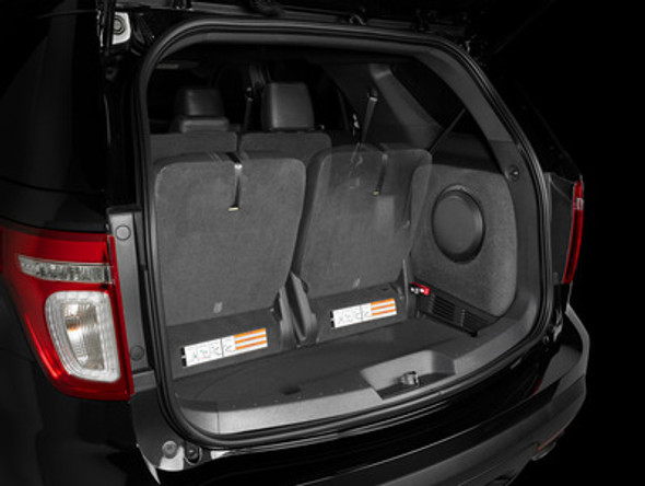 SB-F-EXPL3/10W3v3: Stealthbox® for 2011-Up Ford Explorer SKU # 94520