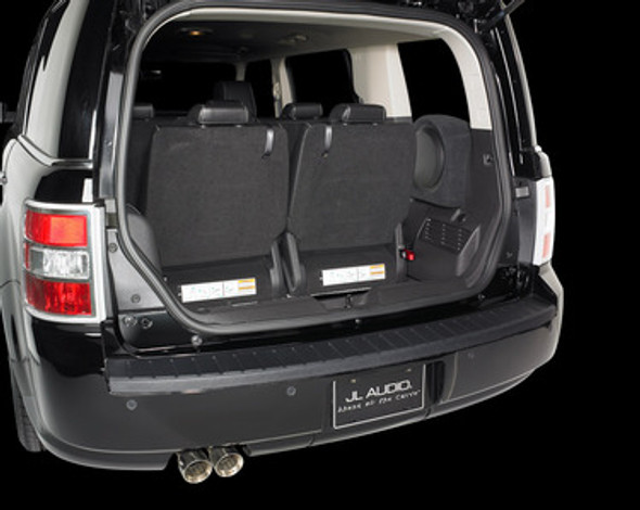 SB-F-FLX/10W3v3: Stealthbox® for 2009-Up Ford Flex SKU # 94451