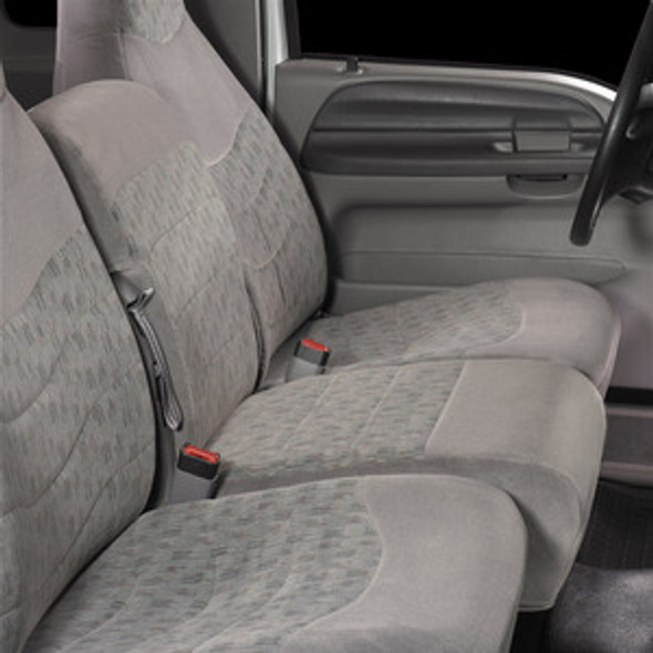 SB-F-SUPRDTY/10W1v3: Stealthbox® for 1998-2008 Ford SuperDuty Trucks with 40/20/40 Split Front Bench Seat SKU # 94009