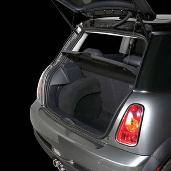 SB-MIN-COOPD/10W3v3: Stealthbox® for 2002-2006 Mini Cooper & Cooper S SKU # 94058