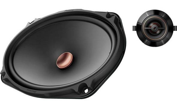 "Pioneer TS-D69C D Series 6""x9"" component speaker system"