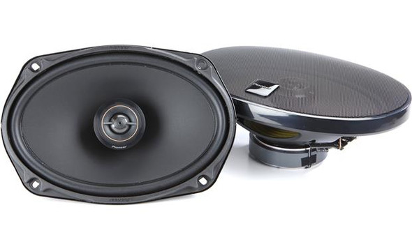 "Pioneer TS-D69F D Series 6""x9"" 2-way car speakers"