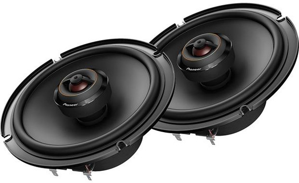 "Pioneer TS-D65F D Series 6-1/2"" 2-way car speakers"