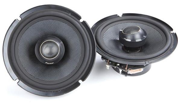 """Pioneer TS-Z65F 6-1/2"""" 2-way car speakers"""