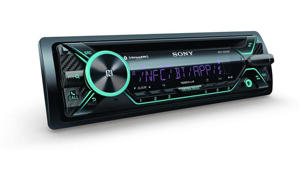Sony MEX-GS820BT CD receiver