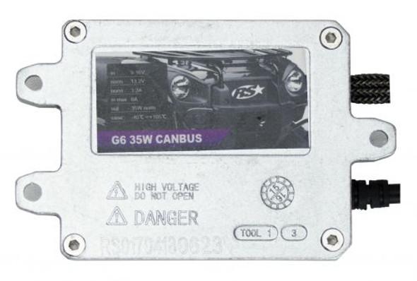 BGEN6C Gen6 Super-Slim 35W CANBUS Ballast (1001119)