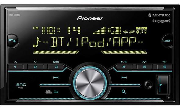 Pioneer MVH-S600BS Digital media receiver (does not play CDs)