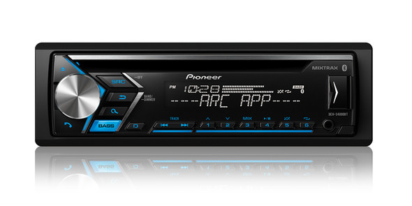 Pioneer DEHS4000BT Bluetooth In-Dash CD/AM/FM Receiver