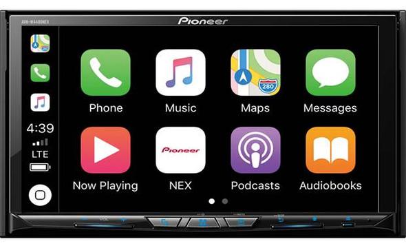 Pioneer AVH-W4500NEX DVD receiver