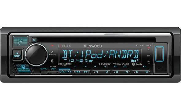 Kenwood Excelon KDC-X304 CD receiver