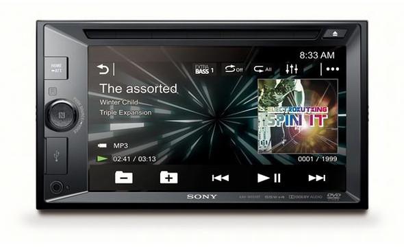 Sony XAV-V651BT