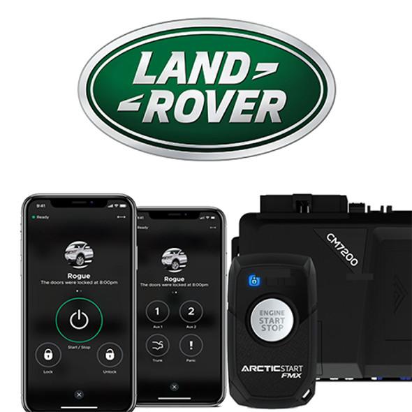 LandRover Remote Starter