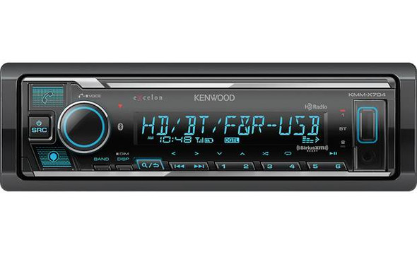 Kenwood Excelon KMM-X704 Multi Media Receiver