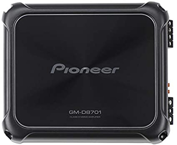 Pioneer GM-D8701 Mono subwoofer amplifier — 800 watts RMS at 1 ohm
