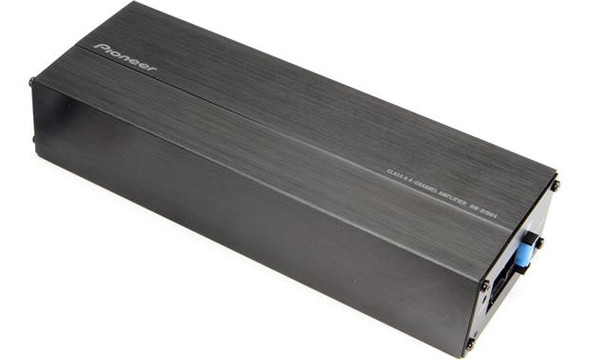 Pioneer GM-D1004 Compact 4-channel car amplifier — 45 watts RMS x 4
