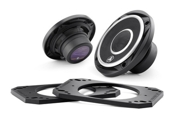 JL Audio C2-400x: 4-inch (100 mm) Coaxial Speaker System