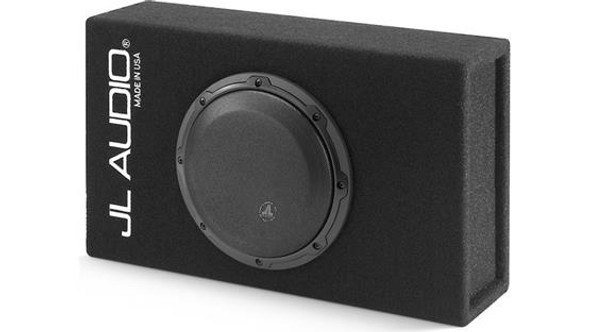 JL Audio  CP108LG-W3v3: Single 8W3v3 MicroSub, Ported, 4 Ω